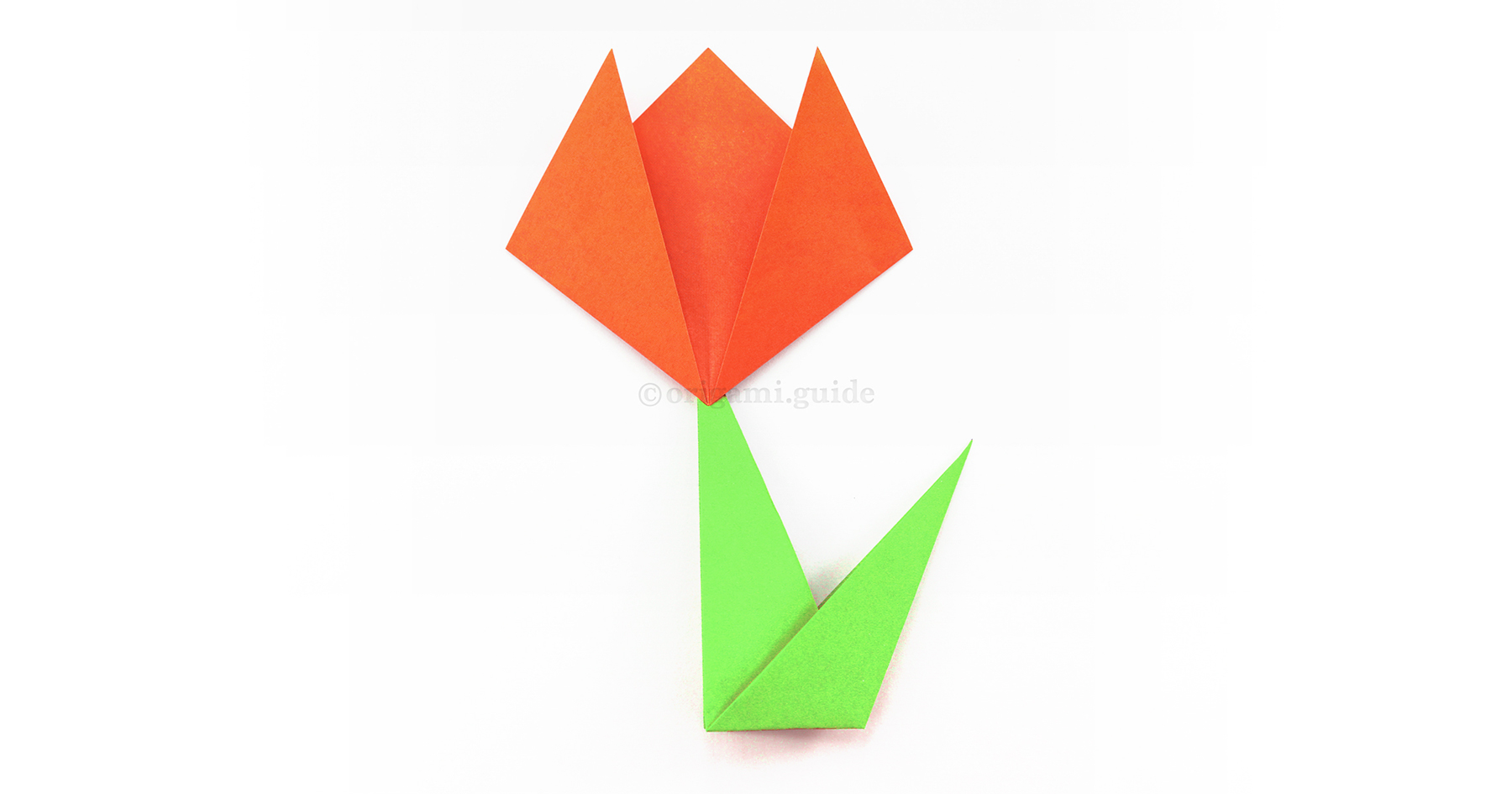 How To Make Origami Flowers | Origami Guide - photo#25