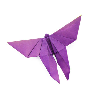Origami Guide Instructions On How To Make Origami